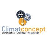 logo climat concept